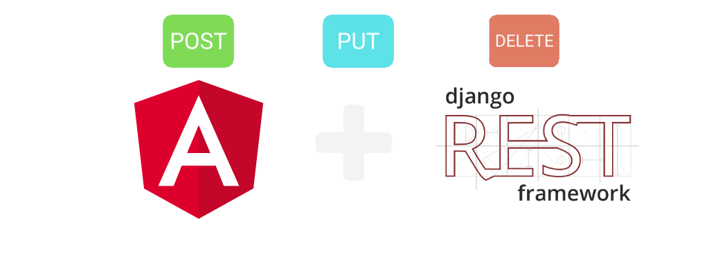 Angular DRF POST PUT DELETE