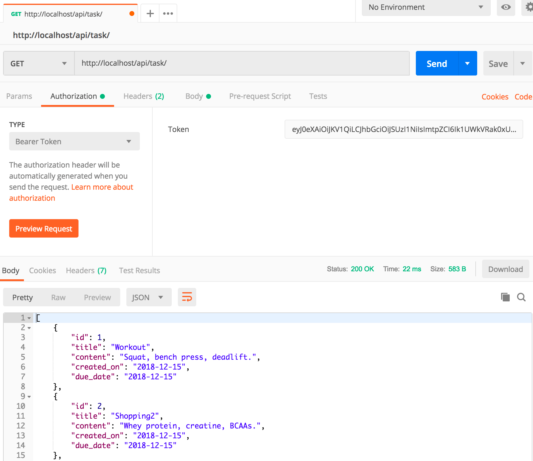 Securing a Django REST Framework API Using Auth0 (Part 6
