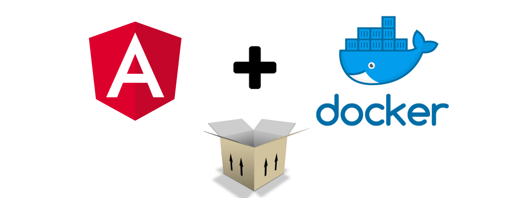 Angular in production using Docker