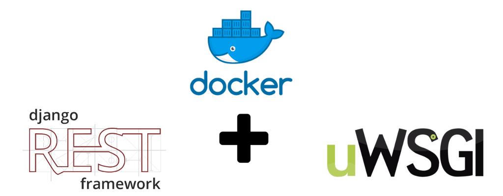 DRF + uWSGI + Docker